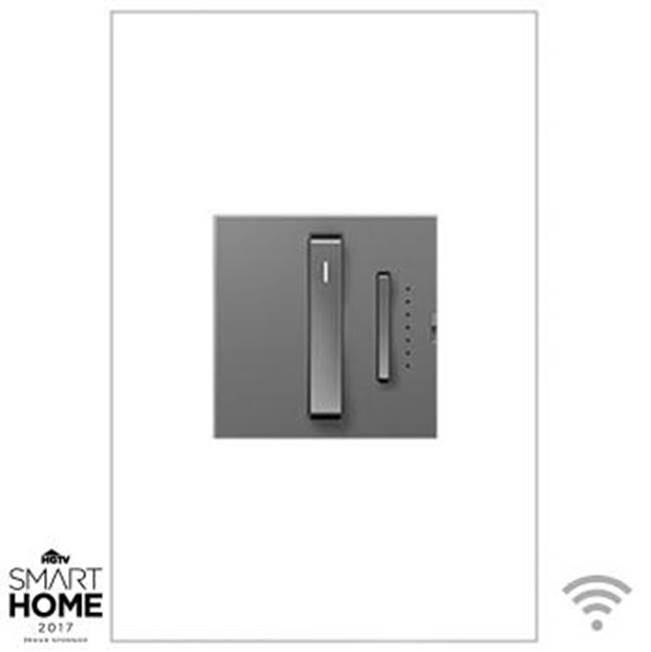 Adorne Whisper Dimmer, 700W Wi-Fi Ready Master,  (Incandescent, Halogen, MLV, Fluorescent, ELV, CFL, LED)