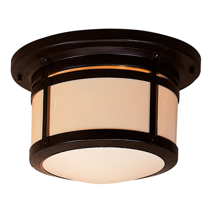 Arroyo Craftsman 12'' Berkeley Flush Ceiling Mount
